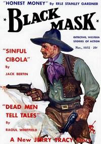 BLACK MASK - November 1932