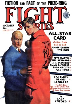FIGHT STORIES - October 1931