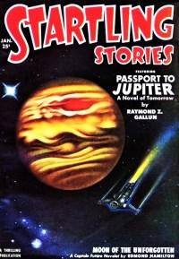 STARTLING STORIES - January 1951