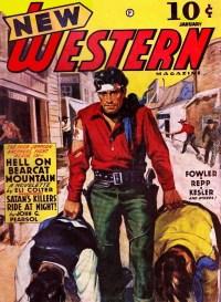 NEW WESTERN MAGAZINE - January 1942