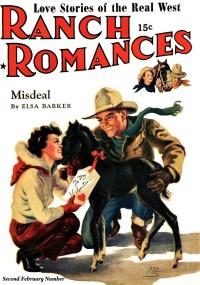 RANCH ROMANCES - February 11, 1944