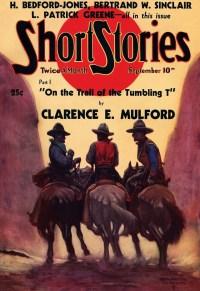 SHORT STORIES - September 10, 1935