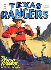 TEXAS RANGERS - October 1947
