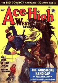 ACE HIGH WESTERN STORIES - September 1950