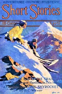SHORT STORIES -April 1916