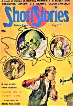 SHORT STORIES - July 10, 1946