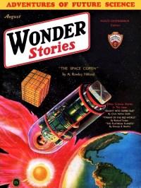 WONDER STORIES - August 1932