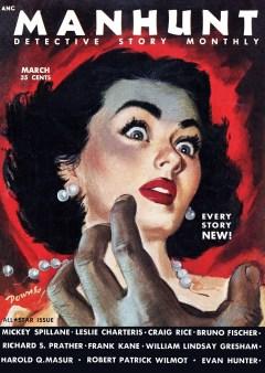 MANHUNT - March 1953