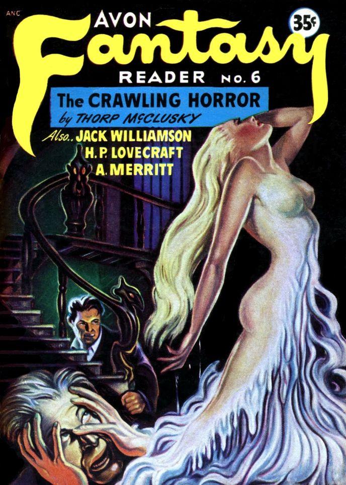 AVON FANTASY READER - 1948