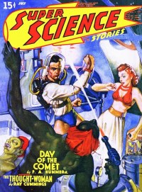 SUPER SCIENCE STORIES - July 1940