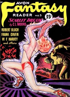 AVON FANTASY READER - November 1947