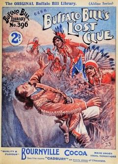 BUFFALO BILL LIBRARY - No. 396