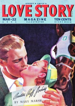 LOVE STORY MAGAZINE - March 22, 1941