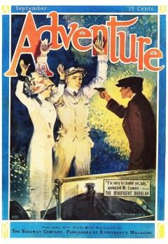 ADVENTURE - September 1911