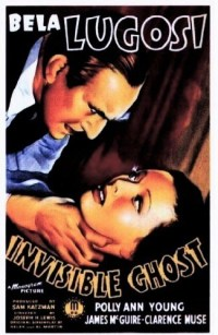 INVISIBLE GHOST - 1941