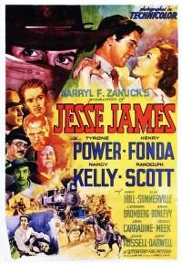 JESSE JAMES - 1939