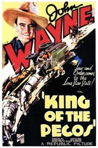KING OF THE PECOS - 1936