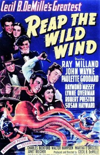 REAP THE WILD WIND - 1941