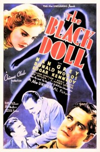 THE BLACK DOLL - 1938