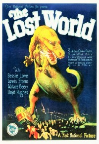 THE LOST WORLD - 1925