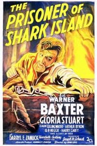 THE PRISONER OF SHARK ISLAND - 1936
