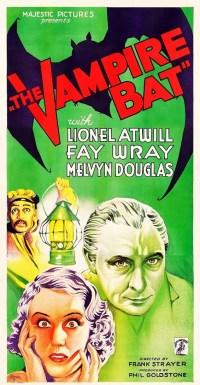 THE VAMPIRE BAT - 1933
