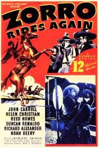 ZORRO RIDES AGAIN -1937