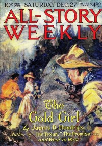 ALL STORY WEEKLY - December 27, 1919
