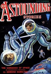 ASTOUNDING STORIES - September 1931