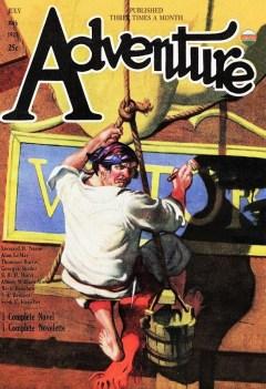 ADVENTURE - July 30, 1925