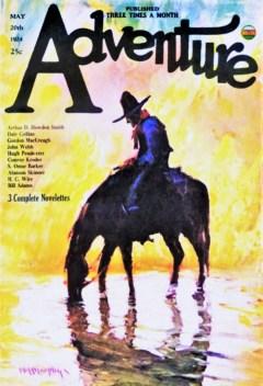 ADVENTURE - May 20, 1924