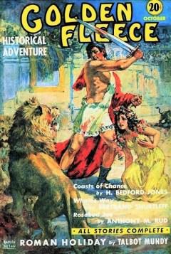 GOLDEN FLEECE - First issue, October 1938
