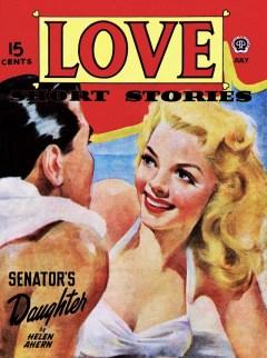 LOVE SHORT STORIES - July 1948