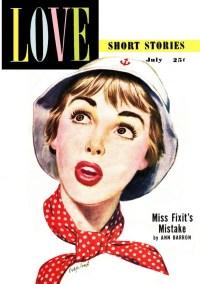 LOVE SHORT STORIES magazine