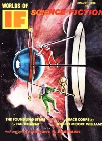 WORLDS OF IF - August 1966