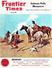 FRONTIER TIMES - Spring 1961