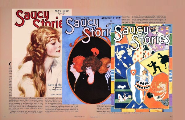 saucy stories WHAT'S NEW - SEPTEMBER 2021