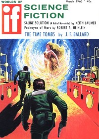 WORLDS OF IF - March 1963