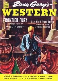 ZANE GREY'S WESTERN - September 1952
