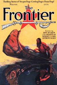 FRONTIER STORIES - May 1926