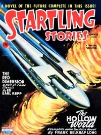 STARTLING STORIES - Summer 1945 July
