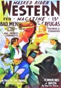 MASKED RIDER - February 1935
