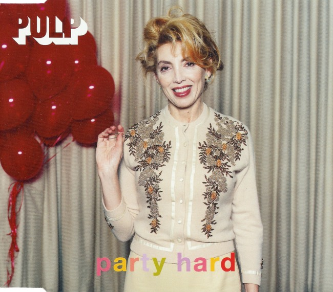 PulpWiki  Party Hard single artwork