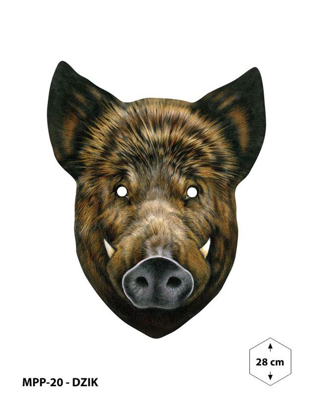 MPP-20 - Dzik (Maski zwierząt)