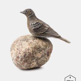 PTD-4 - Skowronek (figurki modele ptakow, ptaki dekoracyjne, ptaki ozdobne)