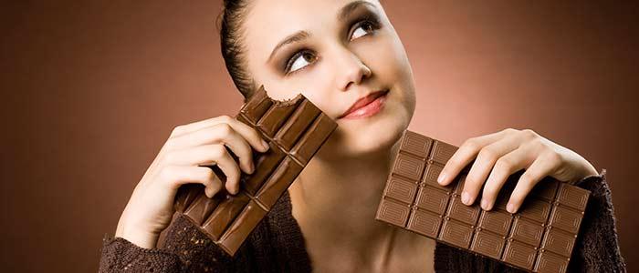 Wady i zalety czekolady