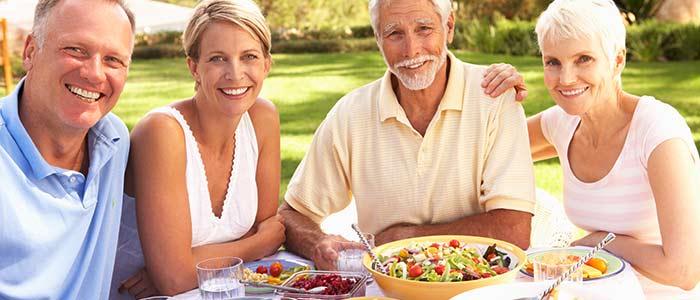 Co zrobić aby nie przytyć podczas menopauzy?