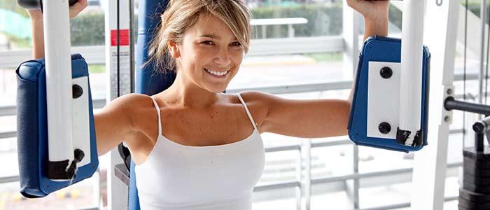 Ćwiczenia poprawiające kształt biustu