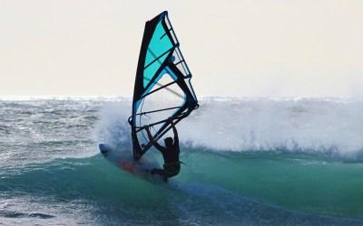 Windsurfing? Tak! Nieważne, ile masz lat