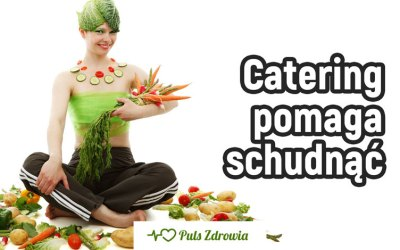 Catering pomaga schudnąć